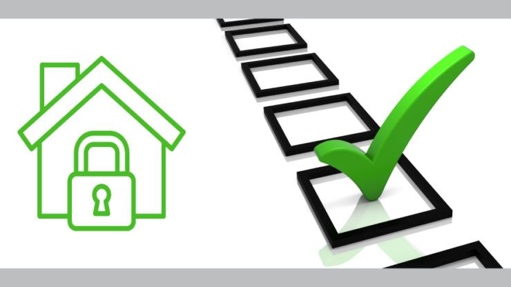 Keep your Home Safe with a Home Security Checklist