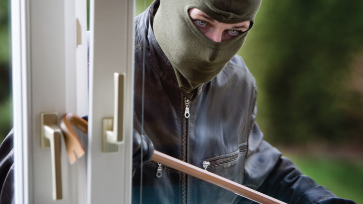 What to Do if You Get Burgled?