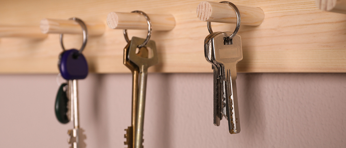 How to Never Lose Your Keys Again