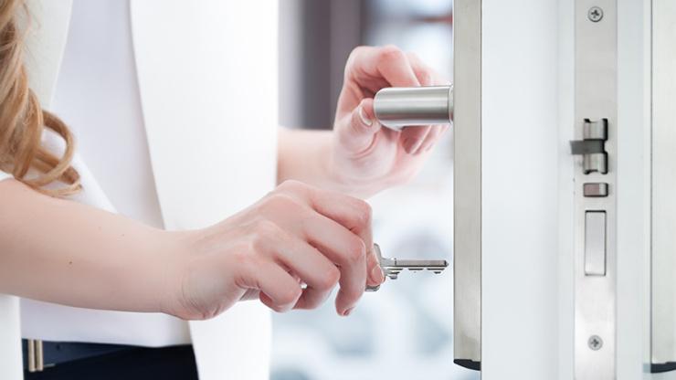 How to Improve Your Front Door Security