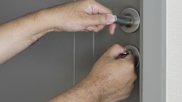 What Should You do When Locked Out
